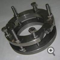 The locking device for the sensor