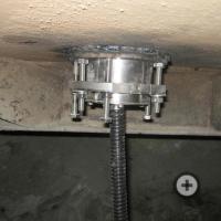 Moisture meter FIZEPR-SW100.17.8 on concrete-mixing machine  SB-138