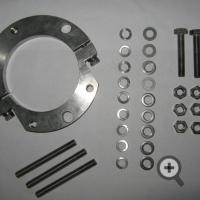 The set of parts from the device mounting moisture meter