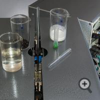 EPR spectrometer, measuring unit