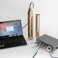 Laboratory moisture analyzer